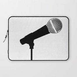 Microphone Laptop Sleeve