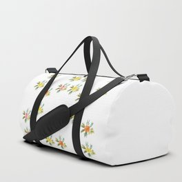 Botanic Pattern #1 Duffle Bag