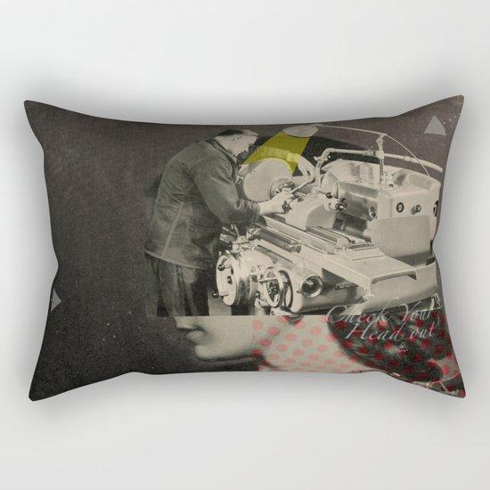 Nana Feuerbach Rectangular Pillow