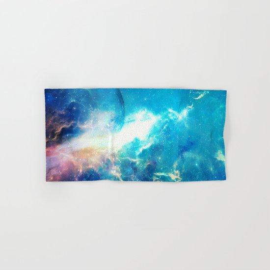 Stars Painter Hand & Bath Towel