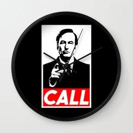 CALL Wall Clock