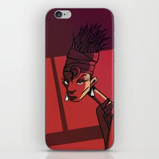 Morenita iPhone & iPod Skin