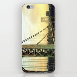 Gateway to NYC iPhone Skin