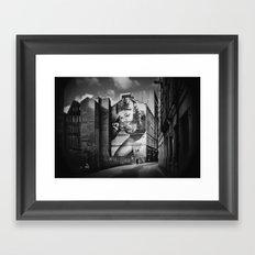 Mitchell Street Art Framed Art Print