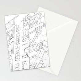 Soho, Manhattan Stationery Cards