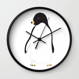 Penguin Wall Clock
