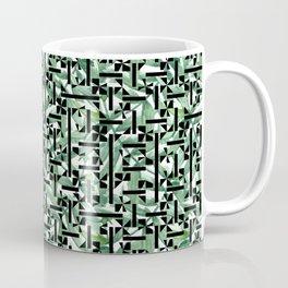 shapes and leaves Coffee Mug