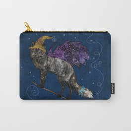 Midnight Vixen Carry-All Pouch