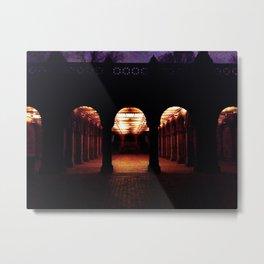 Central Park Magnificence Metal Print