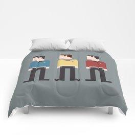 Star Trek 8-Bit Comforters