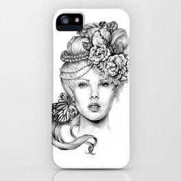 Balsamine iPhone Case