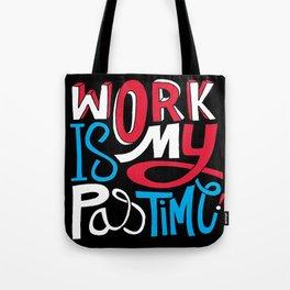 Pastime Tote Bag