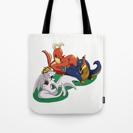 The Companions Tote Bag