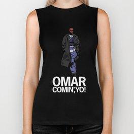 Omar Comin' Yo Biker Tank
