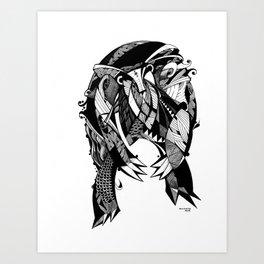 Urso Art Print
