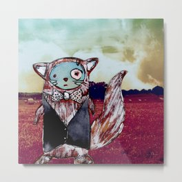 Mr Bixby's Big Adventure Metal Print