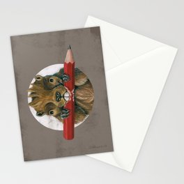 Pencilrodent Stationery Cards