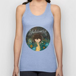 Wholehearted Unisex Tank Top