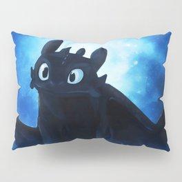 Toothless - rework Pillow Sham