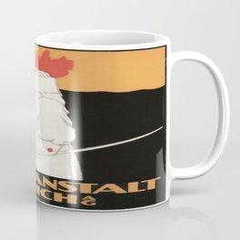 Vintage poster - Waschanstalt Zurich Coffee Mug