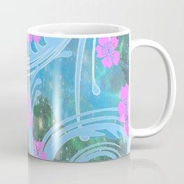 Floral Funky Coffee Mug