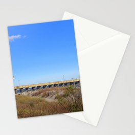 Restaurant And Pier Stationery Cards