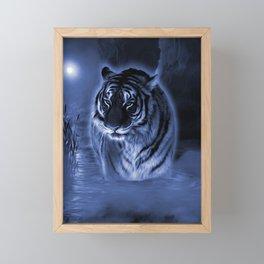 RIVER GODDESS Framed Mini Art Print