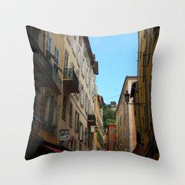 Homebound Corridors 03 Throw Pillow