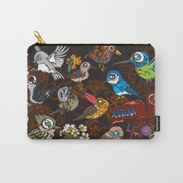 CA 12 BIRDS (CA鳥風月) Carry-All Pouch