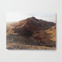El Paso Metal Print