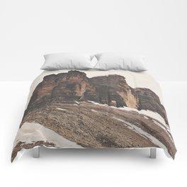 Three Rocks Comforters