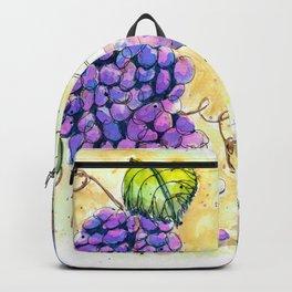 Wine Down Backpack