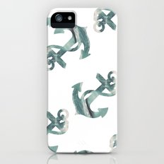Be my Anchor iPhone (5, 5s) Slim Case