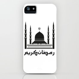 Ramadhan Kareem iPhone Case