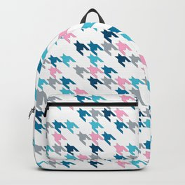 Pink Tooth Backpack