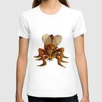 bee and puppycat T-shirts featuring bee by giol's