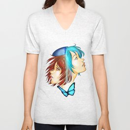 Life is Strange - Never Forget Unisex V-Neck