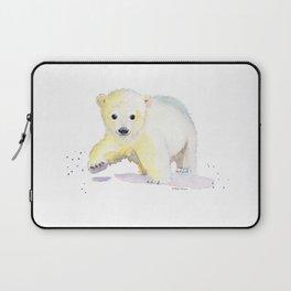 Little Polar Bear Laptop Sleeve