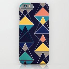 Triangular Affair III iPhone Case