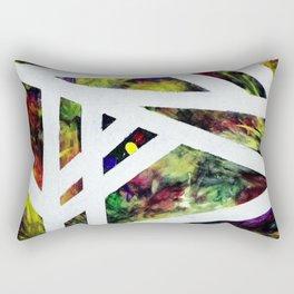 Sector Z Rectangular Pillow
