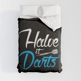 Halve It Darts Dart Bullseye Comforters