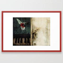 all that we leave behind Framed Art Print