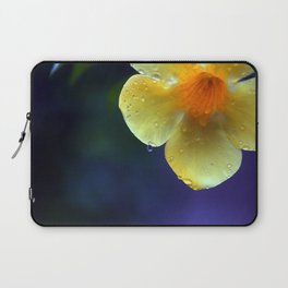 A drop of yellow Laptop Sleeve