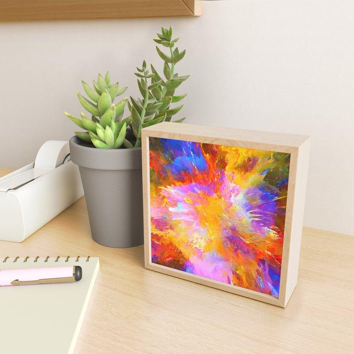Popla Framed Mini Art Print