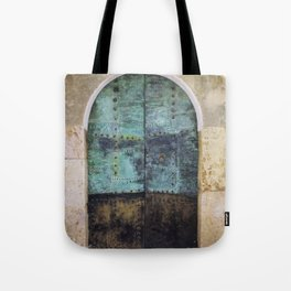 Door #7 Tote Bag