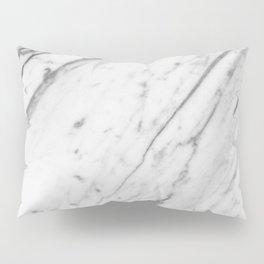 Classic White Marble #2 #decor #art #society6 Pillow Sham