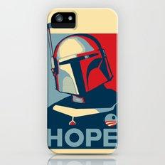 Boba Fett for president  iPhone (5, 5s) Slim Case