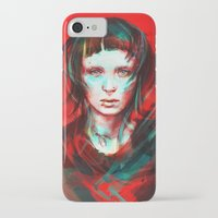 film iPhone & iPod Cases featuring Wasp by Alice X. Zhang