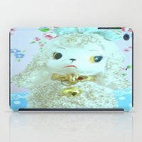 poodle iPad Cases featuring Poodle by Vintage  Cuteness