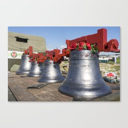 Ring of Bells Canvas Print